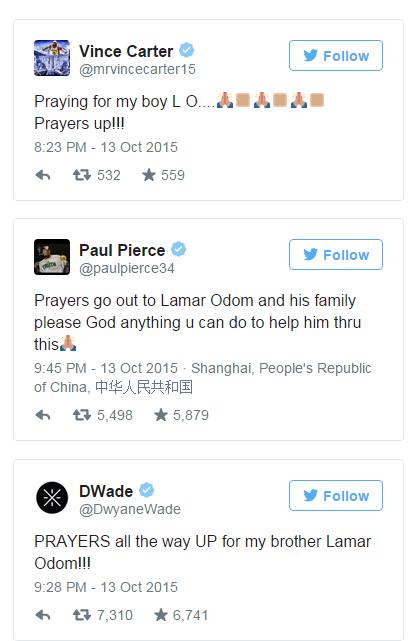 NBA Reality TV Star Lamar Odom Found Unconscious in Nevada Brothel