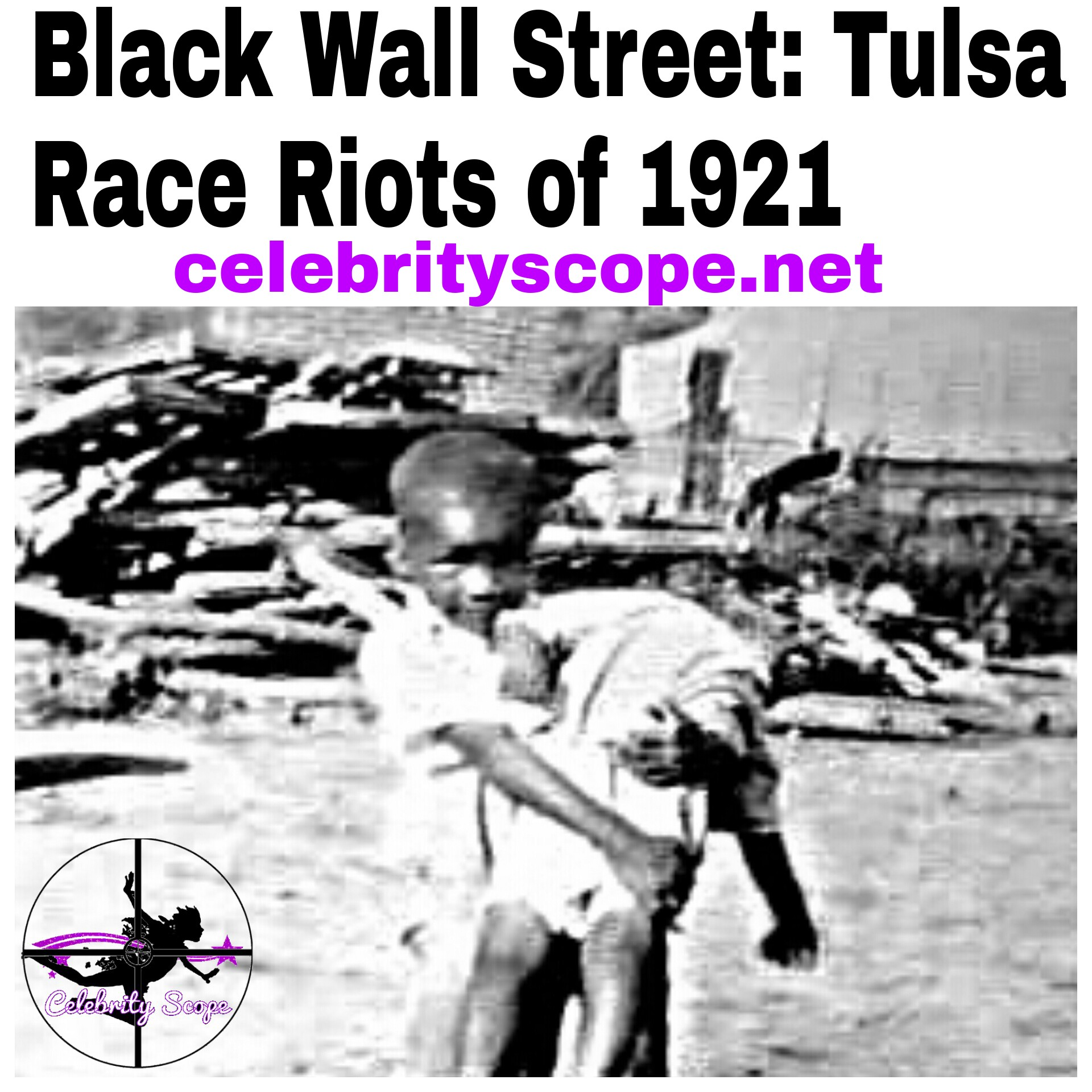 tulsa race riots Tulsa's race riot of 1921 has been mentioned rarely in public or private now, advocates are pressing for recognition.
