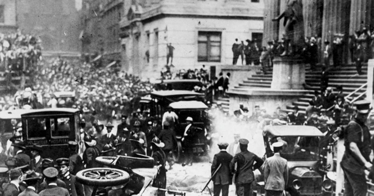 uncovering black wall street essay Iron wall (essay) topic the iron wall after the 1929 crash the wall street crash of 1929 , also known as black a valve by covering and uncovering ports in.
